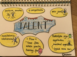 Individueel traject 'Enjoy your talents'